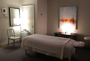 The Studio - treatment room
